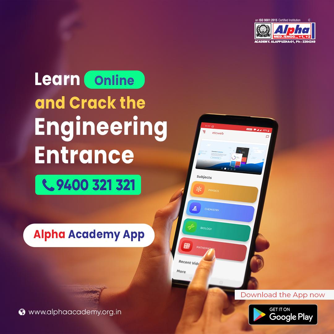 Alpha Academy learning app